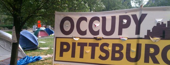 #OccupyPittsburgh is one of #OccupyAmerica Locations.