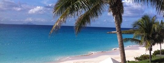 Cap Juluca is one of Beach Destinations Around the World.