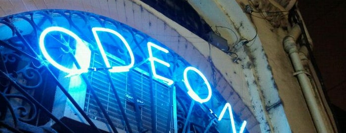 Odeon Snack Bar is one of Porto Alegre.