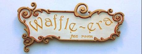 Waffle Era Tea Room is one of ♪ En Mi Viejo San Juan ♫.