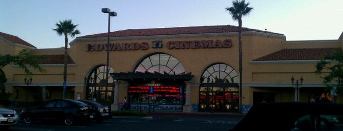 Regal Edwards Anaheim Hills is one of SoCal Activities.