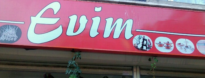 Evim Kozmetik is one of สถานที่ที่ Caner ถูกใจ.