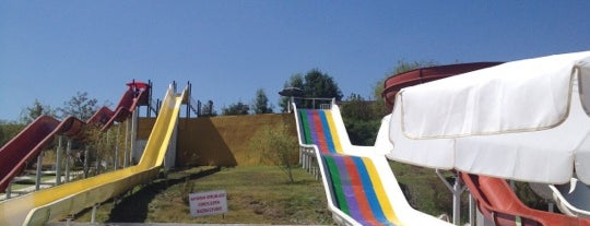 Club Watercity Aquapark is one of spor salonu.