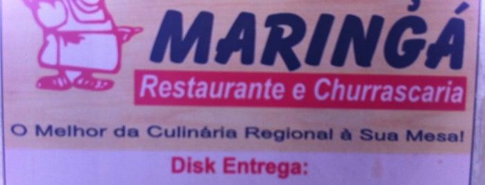 Restaurante Boa Praça Maringá is one of Restaurantes - Aracaju.