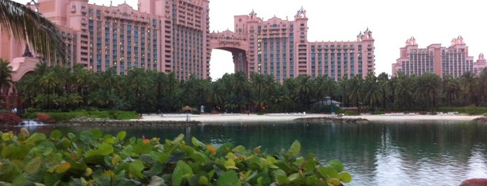 Atlantis Paradise Island is one of Big Country's Favorite Hotels.