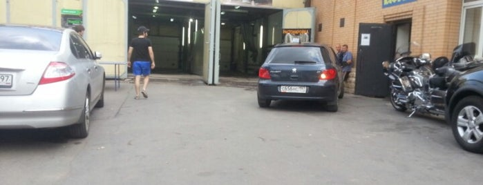 Автомойка Пит-стоп is one of Posti che sono piaciuti a Alexandr.