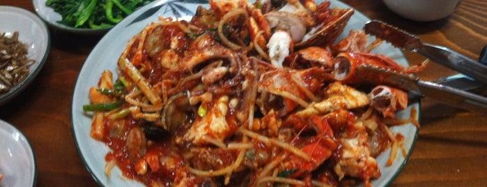각지불식당 is one of Jeju Food 濟州道 飮食 제주 음식.