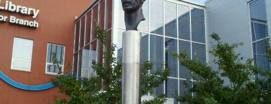Frank Zappa Statue is one of Historic Sites - Museums - Monuments - Sculptures.