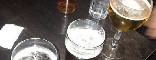 Burnin' Beer Room is one of สถานที่ที่บันทึกไว้ของ 😎😎😎.