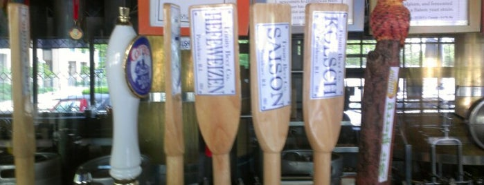 Trinity Brewhouse is one of Local Brews.