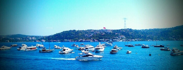 Bebek Marina is one of İkra's.