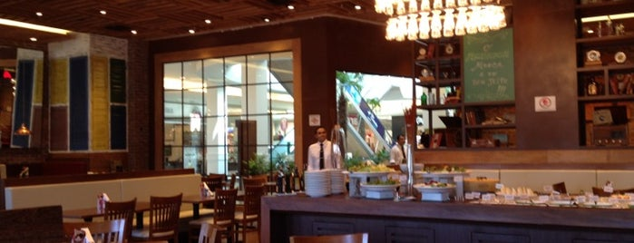 America is one of 🌆 SP - restaurantes (outros).
