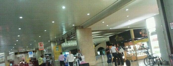 탕크레두 네베스 국제공항 (CNF) is one of Aeroportos.