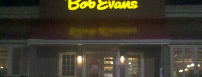Bob Evans Restaurant is one of BEST PLACES TO GET PIZZA IN PITTSBURGH!.