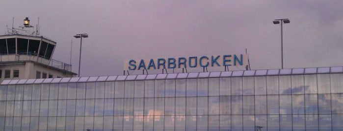 Saarbrücken Airport (SCN) is one of Airports Europe.