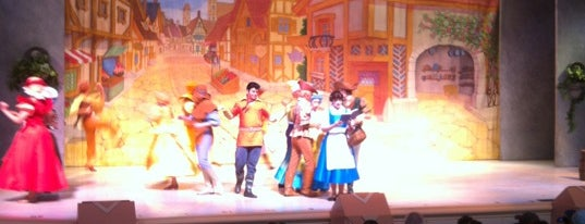Beauty and the Beast - Live on Stage is one of My vacation @Orlando.