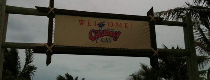 Castaway Cay is one of I  2 TRAVEL!! The ATLANTIC COAST✈.