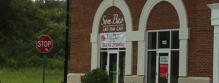 Som Bao Cafe is one of 30 Places to Eat in Virginia Before You Die.