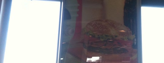 McDonald's is one of Posti salvati di Franck.