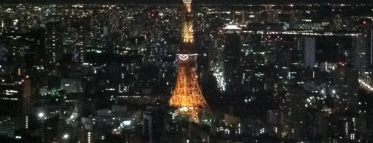 Tokyo City View is one of Japan List.