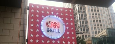 CNN Grill @ DNC (Vida Cantina) is one of ang say khieng New York.
