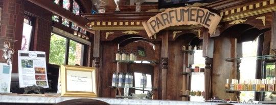 Voila Spa & Parfumerie is one of Tempat yang Disukai Mark.