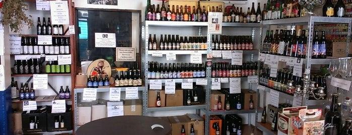 The Beer Shop (ABC Beers) is one of Utrecht.