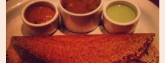 Dosa is one of Non-Veg Restaurants for Vegans.