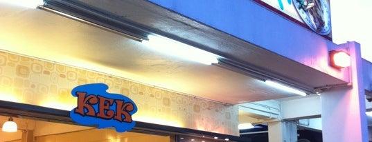 Keng Eng Kee KEK Seafood is one of Favorite Restaurants.