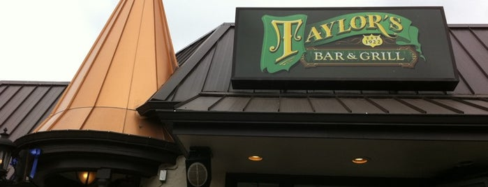 Taylor's Bar & Grille is one of Summer '12.