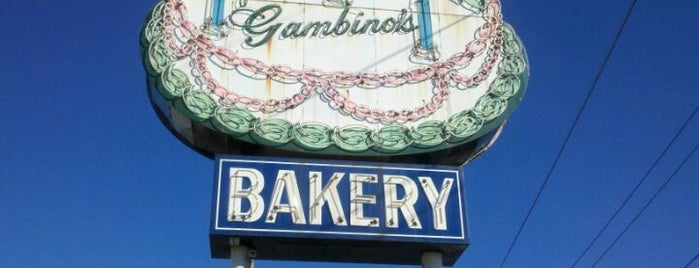Joe Gambino's Bakery is one of New Orleans.