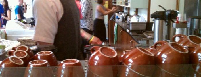 Stumptown Coffee Roasters is one of Coffee in NYC.
