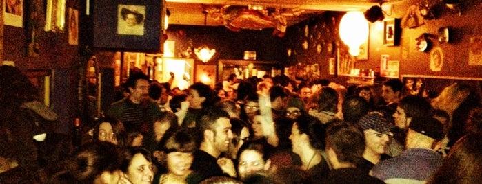 El Cangrejo is one of Pubs de Barcelona.