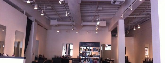 Inga Bezio Salon is one of Tempat yang Disukai Karla.