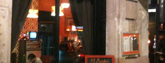 El Bombón is one of Bars in Barcelona.