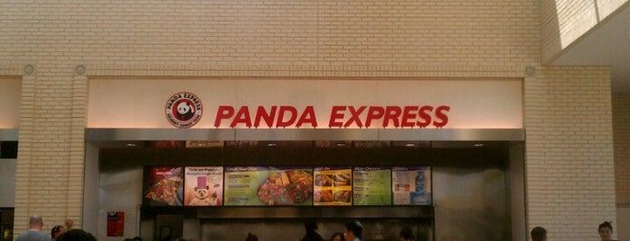 Panda Express is one of Locais curtidos por Josh.