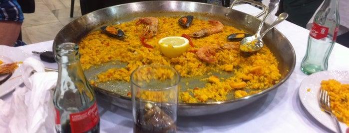 La Taurina is one of Tapas por Madrid.