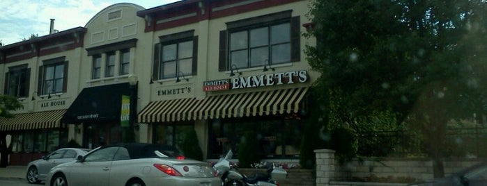 Emmett's Ale House is one of Solid Chicago craftbeer venues.