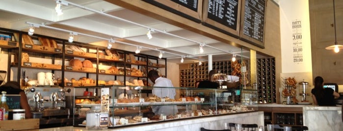 Landbrot Bakery & Bar is one of Go Back To.
