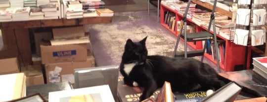 Spoonbill & Sugartown Books is one of Bookstores NYC.