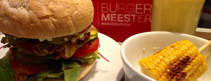 Burgermeester is one of Amsterdam.