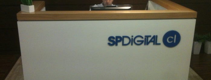 SP Digital is one of lugares en santiago.
