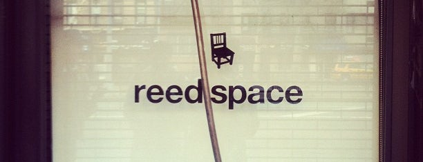 Reed Space is one of New York.