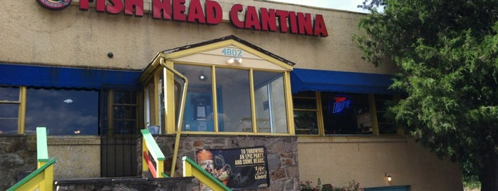 Fish Head Cantina is one of Bmore County.