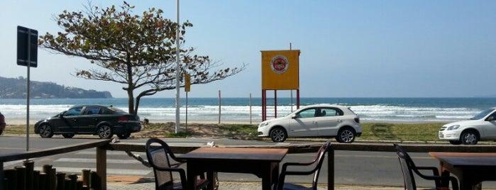 Restaurante Praiamar is one of Lugares favoritos de Luis Gustavo.