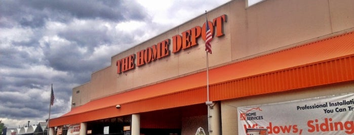 The Home Depot is one of All-time favorites in United States.