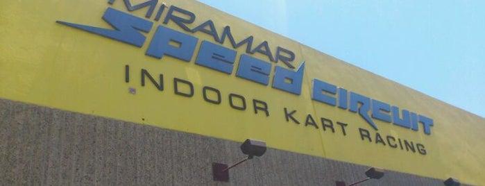 Miramar Speed Circuit is one of Hidden San Diego.