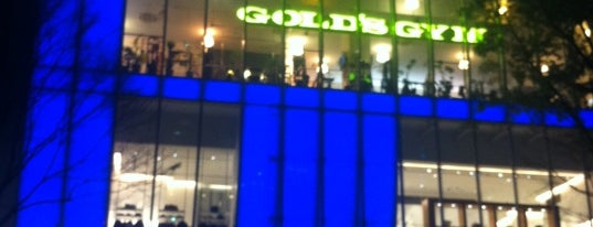 GOLD'S GYM 原宿東京 is one of Japan.