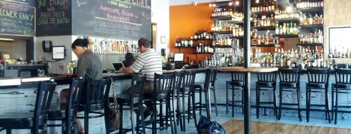 The Tip Tap Room is one of Best places to eat & drink in Boston.