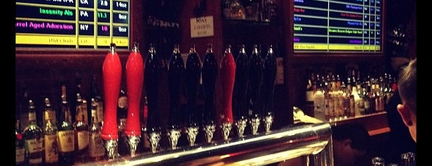 The Pony Bar is one of Top Craft Beer Bars: NYC Edition.